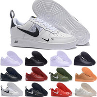 Wholesale 10X Forces Low Airs Cushion 1 One Running Shoes fo...