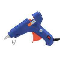 Profissional pistola de cola quente varas de fusão de cera Ferramentas Carimbo Carta Sealing pistola de cola multifunções