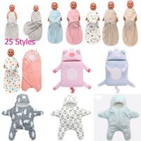 2019 suave del bebé saco de dormir bebés cochecitos Estrella Cama Manta infantil Swaddle invierno accesorios del sueño del saco