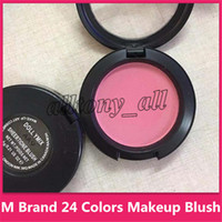 M Марка Пудра Shimmer Blush 24 Цвет SHEERTONE BLUSH MARGIN PINCHME PINEKSWOON 6 г Румяна для лица Косметика для макияжа Высокое качество