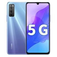 """Оригинальный Huawei наслаждайтесь 20 Про 5г мобильный телефон 8 ГБ оперативной памяти 128 Гб ROM МТК 800 восьмиядерный 6,5"""" полный экран 48.0 МП ЭИС отпечатков пальцев ID смарт-мобильный телефон"""