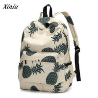 9b2f5c3dc5f5 Wholesale Pineapple Backpack - Buy Cheap Pineapple Backpack 2019 on ...