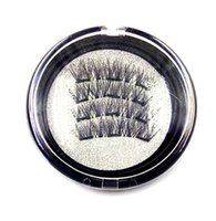 3 Magnet 3D Magnetic Eyelashes Magnet Lashes Thicker Reusabl...