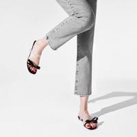 Vendita calda estate della donna sandali, lussuosa Donne suole rosse Sandalo, Lady abito da sposa partito scarpe Proprio cinturino in PVC Nodo e fiocco nero Nuede.