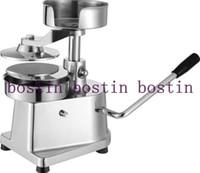 presse de fabricant de galette d'hamburger, hamburger manuel, machine de galette d'hamburger, machine de Patty manuelle actionnée