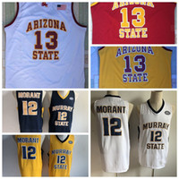 Murray State College 12 Ja Morant Arizona maglie State College 13 James Harden maglie maglia da basket