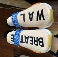 2018 Human Race Men Women Running Shoes Pharrell Williams Wh...