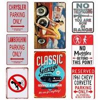 Signes Rétro Cartoon Film Comics Série signes Métal Rétro affiche vintage d'art Kraft Peinture murale plaque décorative Bar Pub Enfants Décor Chambre