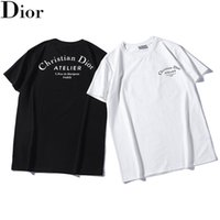 Mens Designer Brand Summer T Shirt Casual Mens Loose Tees Stampa Girocollo maniche corte Top Sell Luxury Mens T Shirt Taglia S-2XL