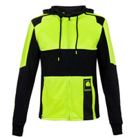 Moyocross para hombre moto motocicleta que compite con capucha chaqueta de la ropa de montar con capucha Conducir ropa Zip Jersey sudaderas MotorbikeY abrigo