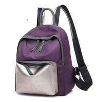 good quality Lady Backpacks Women With Big Pockets Zipper Ba...