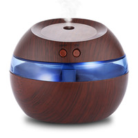 Wholesale 300ml USB Ultrasonic Humidifier Aroma Diffuser Ess...