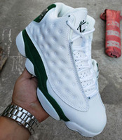 2019 New Jumpman 13 Celtics PE Ray Allen 13s Basketball Shoe...