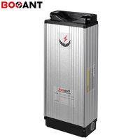 Batterie au lithium de vélo électrique 52V 20Ah 15Ah 1000W 1500W pour Samsung 18650 cellule 14S 51.8V 750W Down Tube batterie + chargeur 5A