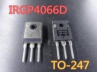 10 pçs / lote Transistor IRGP4066DPBF IRGP4066D a-247 600V 140A