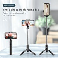 Wireless Bluetooth Selfie Stick Aluminum Alloy Multi- functio...