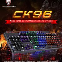 Coocheer Gaming Keyboard New Gaming Mechanical Keyboard RGB ...