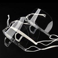 Fog Sanitary Masks Cleaning Supplies Hotel 10pcs Transparent...