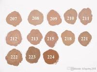 En stock Nouveau maquillage base de maquillage couverture extrême couvrant liquide Fondation hypoallergénique imperméable à l'eau 30g pas cher correcteur de peau 13 couleur