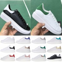 All Black Luxury Designer Sneakers Women Platform Men Trendy...