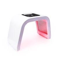 7 Farbgesichtsmaske für Körpergesicht Haut Verjüngung Omega Licht Photon Therapie Maschine Akne Sommersprossen Entfernung Salon Schönheit