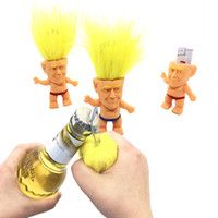 8cm Simulation Trump Troll Doll Multifunction Dolls Bottle O...