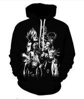 Neue Mode Hoodies Anime Naruto 3D Print Männer Frauen Sport Sweatshirt Designer Hoodie Pullover Langarm Streetwear LMS096