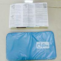 Muscle atacado Alívio Verão Ice Pad Massageador Dormir Aid Inserir Almofadas Mat Pad Cooling Gel Pillow With Color Box DH0952 T03
