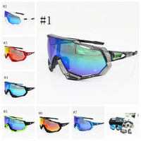 e05a5e93c59a 7 ColorS Ski Goggles Luxury Poc 100 Speedcraft 100% Outdoor Sports Bicycle  Sunglasses Cycling Glasses Eyewear LJJZ364