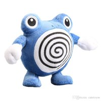 "Hot New 6"" 15CM Poliwag Plush Doll Anime Collectible Do..."