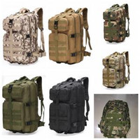 3P Outdoor Military Tactical Backpack Rucksack nylon 35L Men...