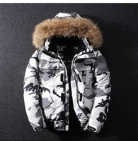 Mens Designer Jackets Coats Winter Warm Hooded Down Coats Pa...