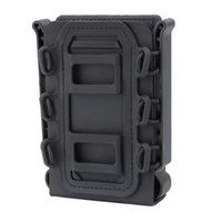 5.56mm 7.62mm Fast Mag Pouch Tactical Magazine Funda Holster Molle Belt Fast Attach Carrier Holster 5.56 7.62 Pouch