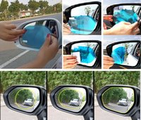 Car Rainproof Rearview Mirror Protector Universal Auto Anti ...