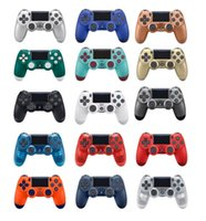 Caixa europeia Sem Fio Bluetooth Controlador de Jogo para PS4 Game Controller Gamepad Joystick para Android Video Games