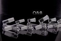QBsomk Glass Drop Down melhor design de todos os tamanhos feminino-macho masculino para macho feminino para fêmea adaptador de vidro grande adição a qualquer plataforma de petróleo
