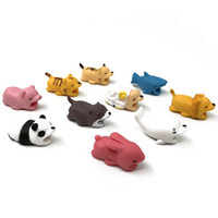 Cable bite Cute Animal cable protector for iphone usb cable ...