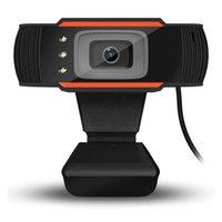 A870C3 HD камера со встроенным звукопоглощающим микрофон веб-камеры USB видео