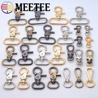 Meetee Metal Bag Buckle Snap Hook Bag Clasp Lobster Swivel T...