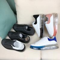 Sneaker Moda Platformu Eğitmenler CHAUSSURES Walking Yeni Kristal Alt Casual Ayakkabı Erkek Kadın Platformu Katı Deri Ayakkabı