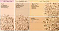 Trucco Powder Minerals Foundation 13colors 8g C10 fair / 8g N10 abbastanza leggero / 8g medio C25 / 8g medio beige N20 / 9g velo minerale DHL