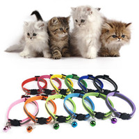 Necklace with Bell Night Safety Bright Reflective Cat Head S...