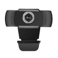 풀 HD 1080p의 웹캠 USB 웹 캠이 내장 스테레오 마이크 플러그 앤 플레이 웹캠 PC 노트북 비즈니스 회의