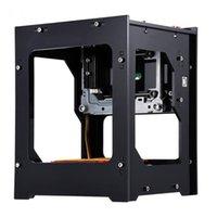 DK-BL 1500MW CNC-Router Mini-Laserschneider DIY-Lasergraveur-Lasergraviermaschine Wireless Bluetooth 4.0 für iOS / Android