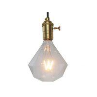Bombilla LED regulable 2W / 4W / 6W / 8W E27 llevó la bombilla de 220V lámpara de filamento de la vendimia para todos modos de iluminación