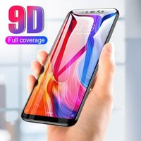For xiaomi mi 8 pro 5D 9D Full Cover Full Glue Tempered Glas...