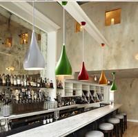 현대 레스토랑 펜 던 트 조명 미니 멀리 즘 LED 매달려 램프 다이닝 룸 펜 던 트 램프 실내 장식 홈 조명 Lamparas