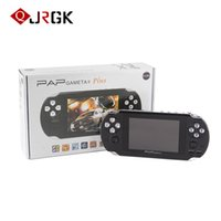 Game Consoles Handheld Portable 64 Bit Mini Video Games Players Support TV Out 4.3 inch HD TFT 4GB MP3 MP4 MP5 Camera GB BOY