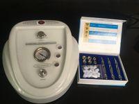 휴대용 microdermabrasion derambrasion 다이아몬드 껍질 기계 얼굴 필링 진공 흡입 안티 에이징 엑스 폴리에이터 뷰티 스킨 케어 머신