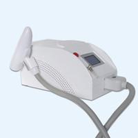 Mini taille professionnel 2000mj 1-10 hz nd yag fonction de pelage au carbone laser détatouage beauté machine